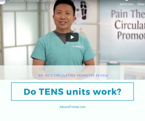 Dr Ho's Circulation Promoter Review