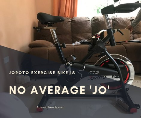 Joroto Exercise Bike Review