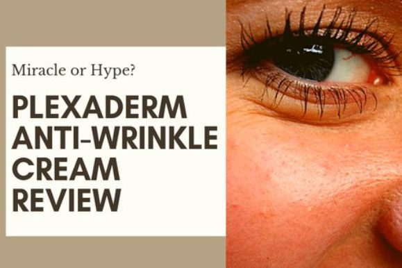 Anti Wrinkle Cream as seen on tv? Read This Before Buying Plexaderm