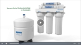 Reverse Osmosis Water Treatment Products – Bottled water from a tap?